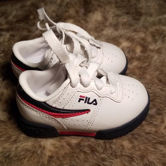 b5c9831e5314 Fila Other - Toddler Fila Original Fitness Sneaker
